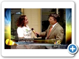 Interviewed by Bob Mayer on NBC6 News
