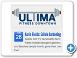 Ultima Fitness event